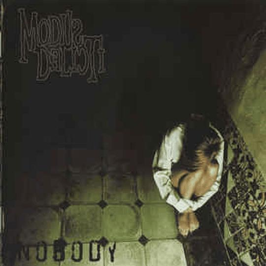 MODUS DELICTI - Nobody  CD