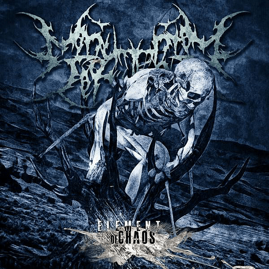 MONUMENTAL TORMENT - Element Of Chaos CD