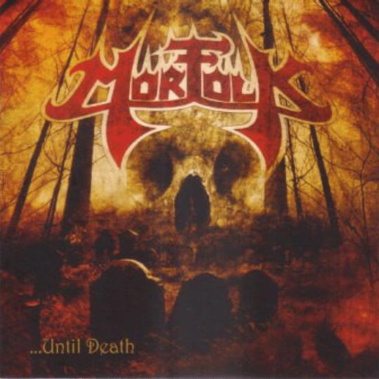 MORFOLK - ... Until Death CD