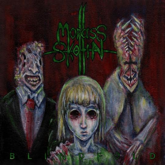 MORRASS SKOFFIN - Blindfold CD