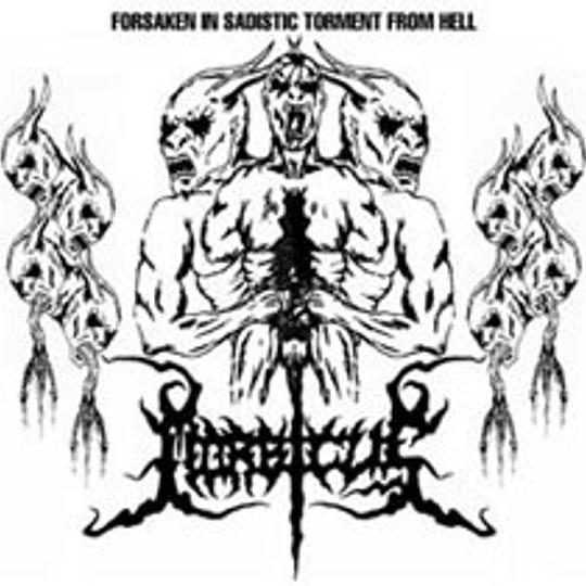 MORBICUS - Forsaken In Sadistic Torment From Hell - Demonology 1992 - 1996 CD