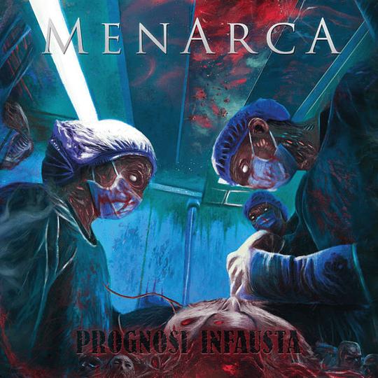 MENARCA -  Prognosi Infausta CD