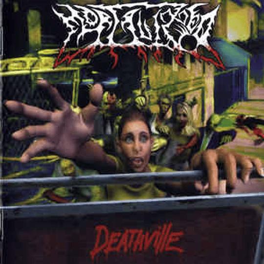 MORTALIZED - Deathville CD