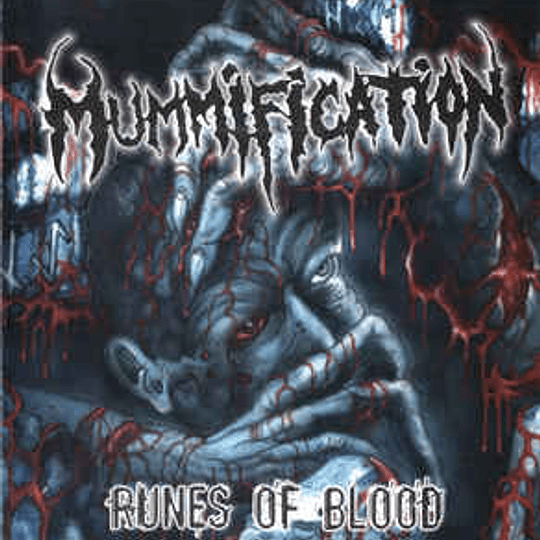 MUMMIFICATION  - Runes Of Blood CD