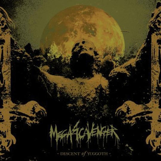 MEGASCAVENGER - Descent Of Yuggoth CD