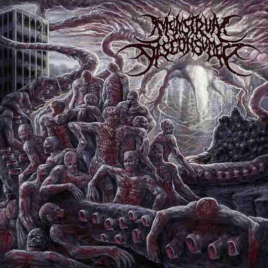 MENSTRUAL DISCONSUMED - Enslaving Debauched Mass CD