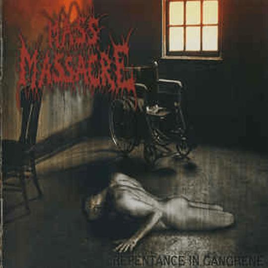 MASS MASSACRE -  Repentance In Gangrene CD