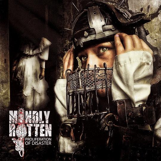 MINDLY ROTTEN - Proliferation Of Disaster CD