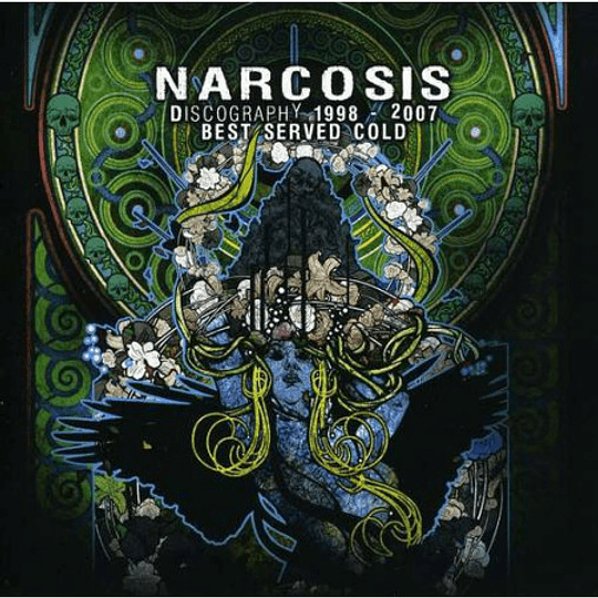 NARCOSIS - Best Served Cold (Discography 1998-2007) CD
