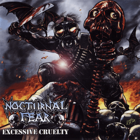 NOCTURNAL FEAR - Excessive Cruelty CD