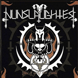NUNSLAUGHTER - Tales Of Goats And Ghouls CD/DVD