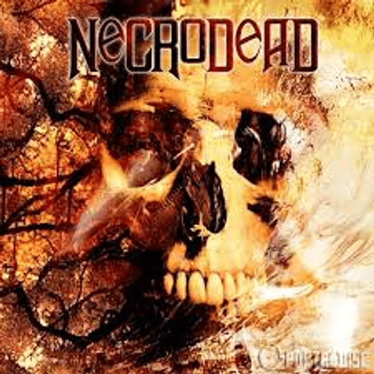 NECRODEAD - Path To Death CD