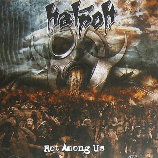 NATRON - Rot Among Us CD