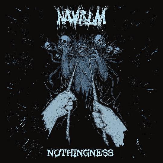 NAVALM - Nothingness CD