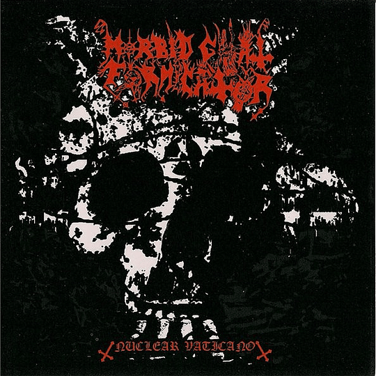 MORBID GOAT FORNICATOR - Nuclear Vaticano CD