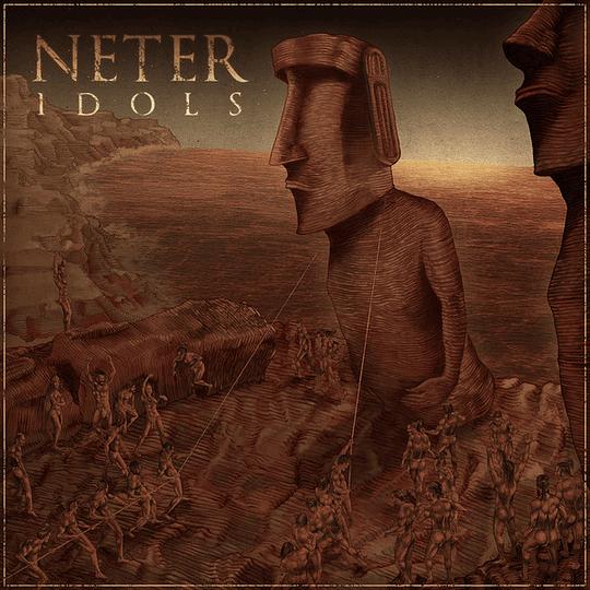 NETER - Idols CD