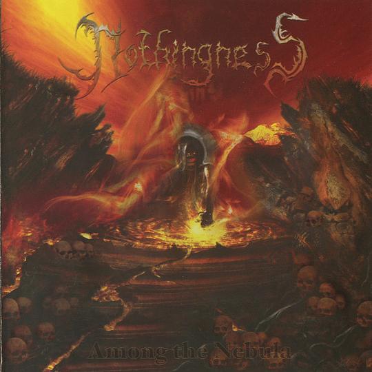 NOTHINGNESS - Amongs The Nebula CD