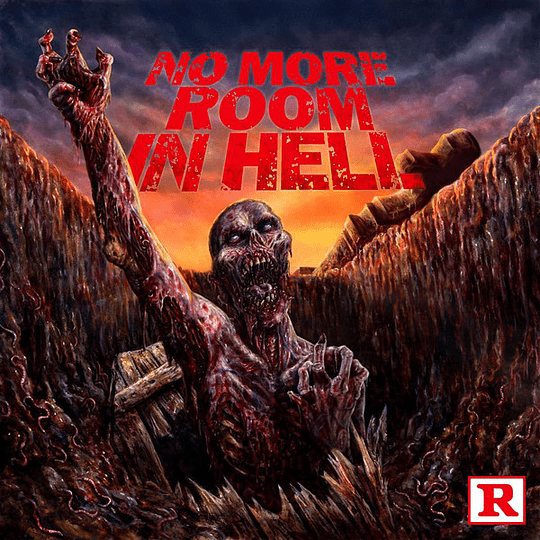 NO MORE ROOM IN HELL - S/t CD