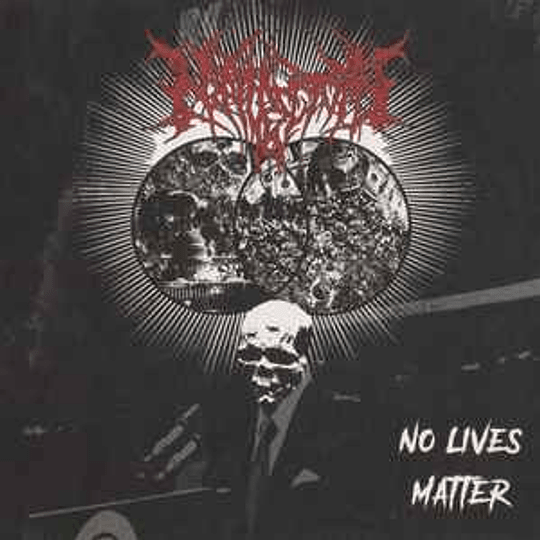 NEPHRECTOMY - No Lives Matter CD