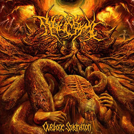 NEUROGENIC - Ouroboric Stagnation CD