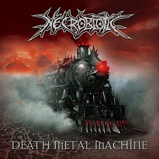 NECROBIOTIC - Death Metal Machine CD