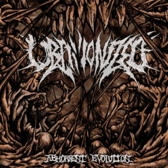 OBLIVIONIZED - Abhorrent Evolution CD