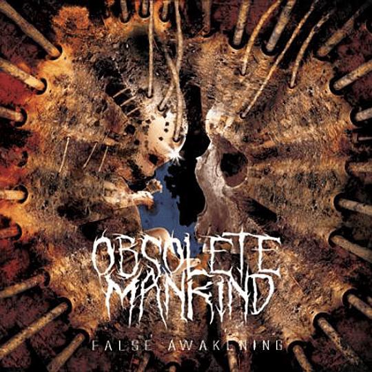 OBSOLETE MANKIND - False Awakening CD