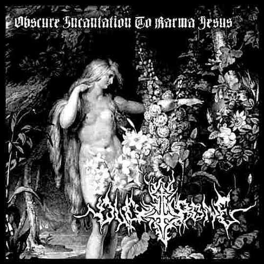 OLD THRONE - Obscure Incantation To Karma Jesus CD