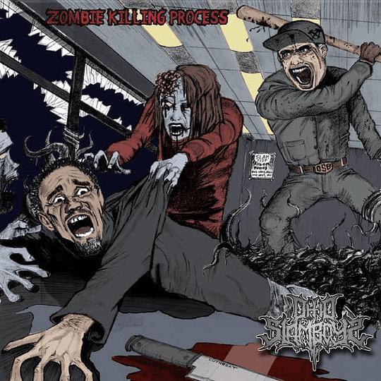 OHIO SLAMBOYS - Zombie Killing Process CD