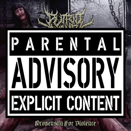 PUTRID WOMB - Propensity For Violence CD
