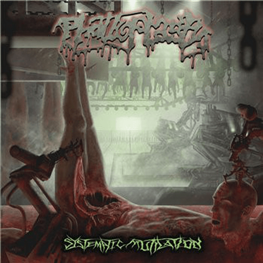 PHALLOPLASTY - Systematic Mutilation CD
