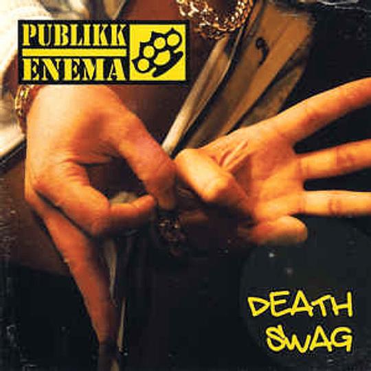 PUBLIKK ENEMA - Death Swag CD