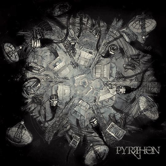 PYRRHON - An Excellent Servant But A Terrible Master CD
