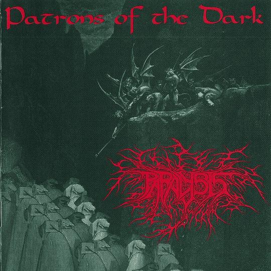 PARALYSIS - Patrons Of The Dark CD