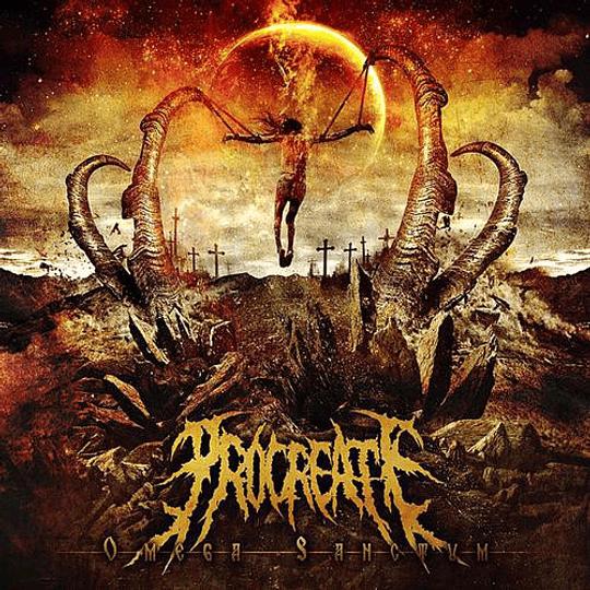 PROCREATE - Omega Sanctum CD