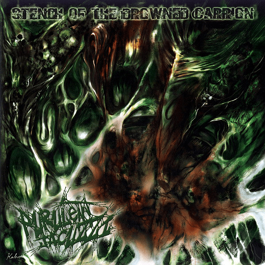 PURULENT JACUZZI - Stench Of The Drowned Carrion CD