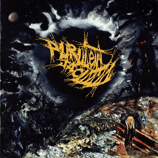 PURULENT JACUZZI - Vanished In The Cosmic Futility CD