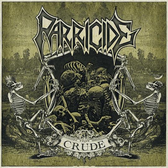 PARRICIDE - Crude CD