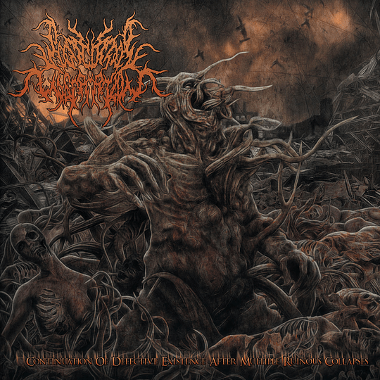 POSTCOITAL ULCERATRION - Continuation Of Defective Existence After Multiple Ruinous Collapses CD