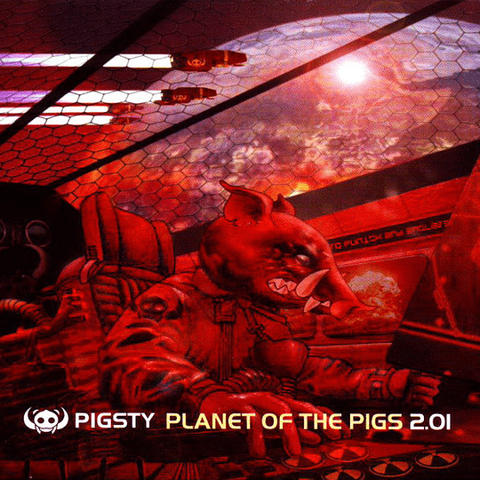 PIGSTY - Planet Of The Pigs 2.01 CD