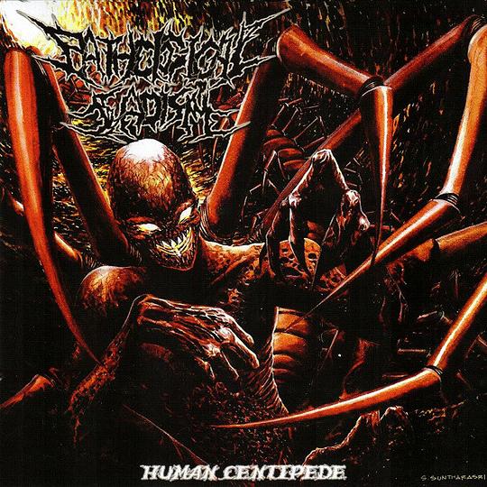 PATHOLOGICAL SADISM - Human Centipede CD