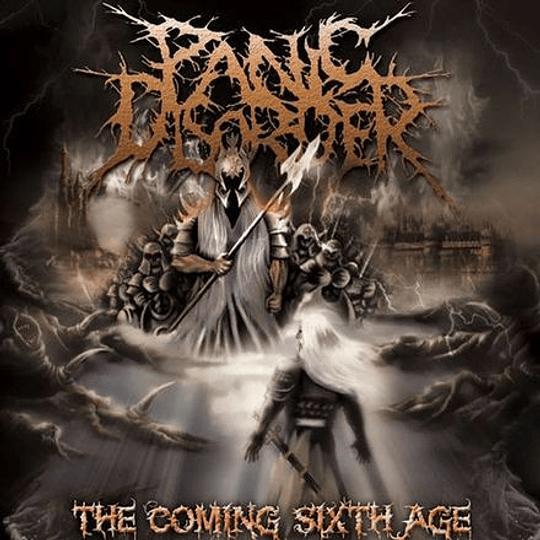 PANIC DISORDER - The Coming Sixth Age CD