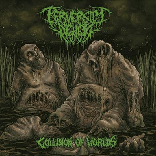 PERVERSITY DENIED - Collision Of Worlds CD