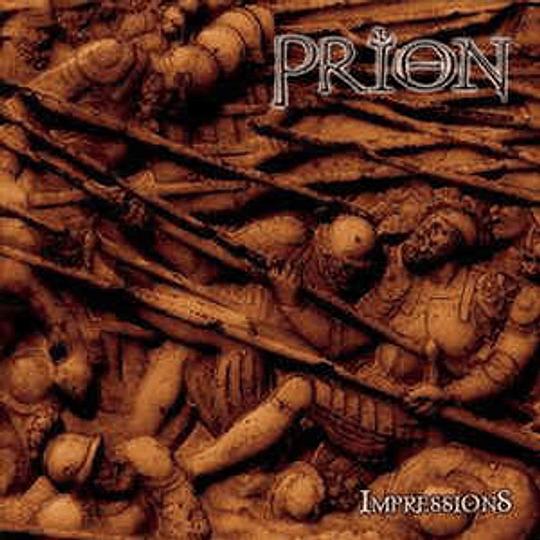 PRION - Impressions CD