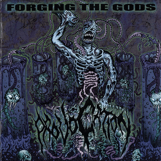 PROVOCATION - Forging The Gods CD
