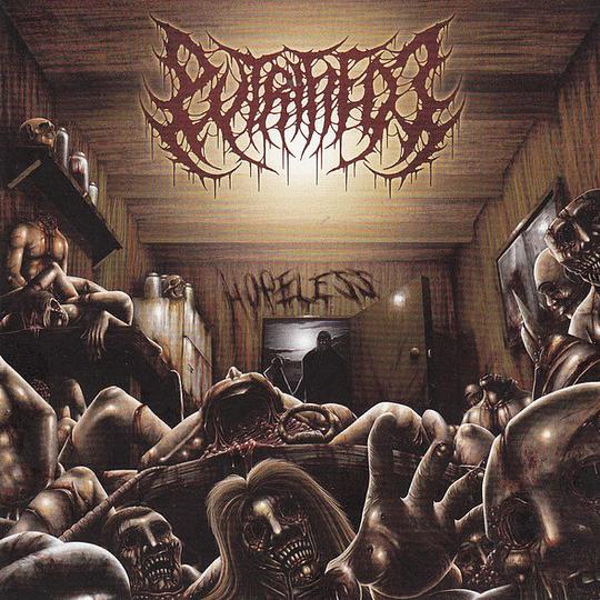 PUTRIFIED J - Devouring Rotten Viscera CD