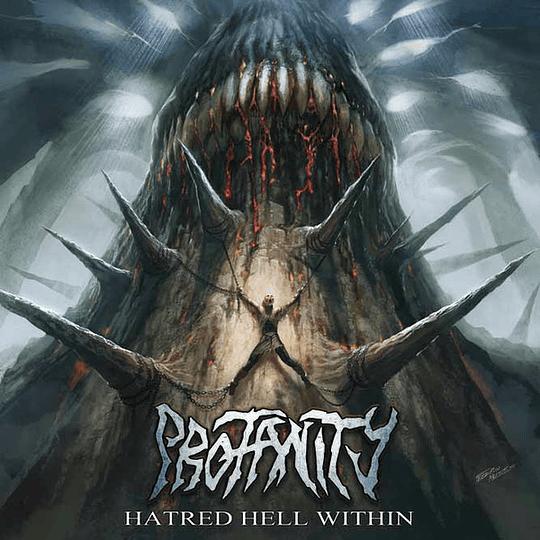 PROFANITY - Hatred Hell Within CD