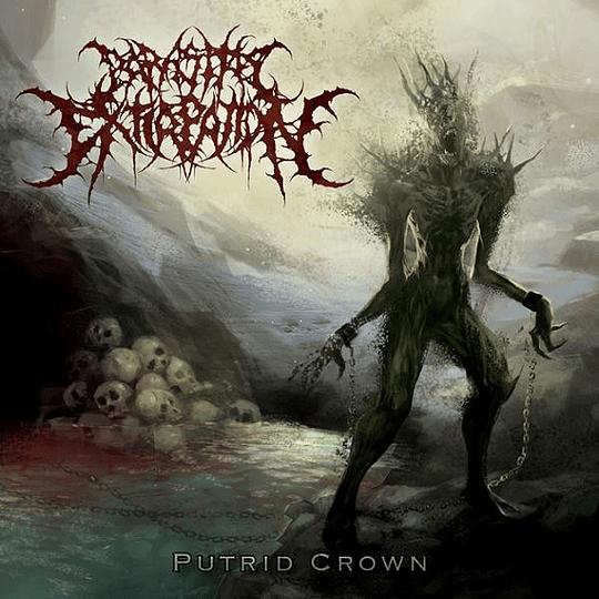 PARASITIC EXTIRPATION - Putrid Crown CD