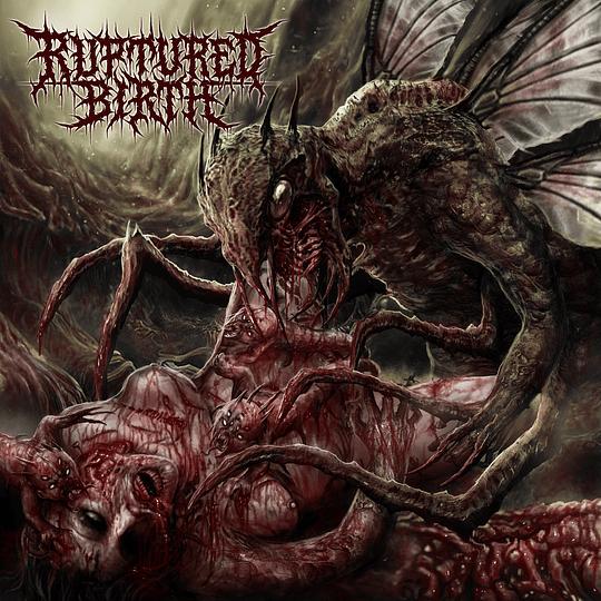 RUPTURED BIRTH - Transmutant CD