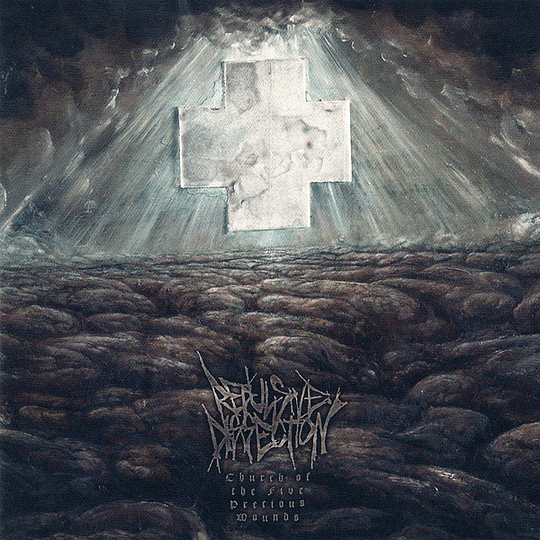REPULSIVE DISSECTION - Church Of The Five Precious Wounds CD